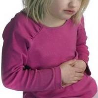 Якщо у дитини болить живіт.